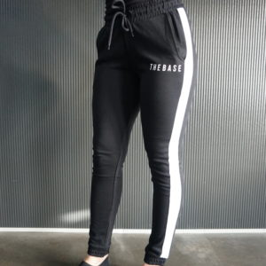 Ladies 2-Tone Interlock Jogpants